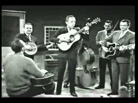 The Stanley Brothers performing Worried Man Blues on Pete Seeger's Rainbow Quest. I'm guessing this was the late 1950s.