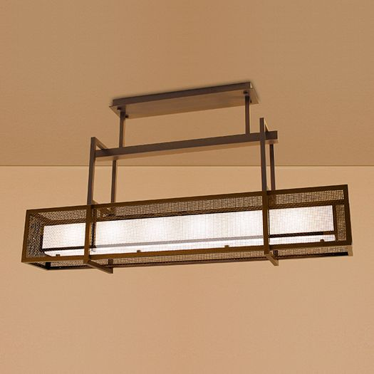 Custom Host Hanging Light Fixture