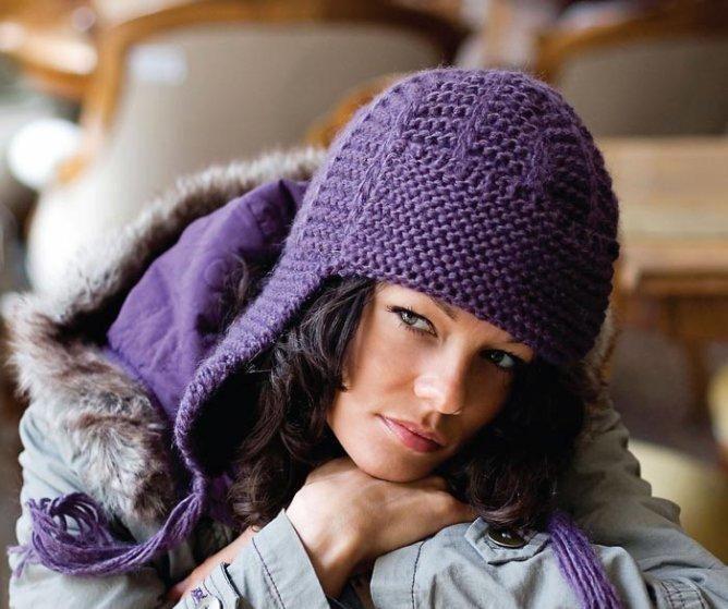 озера спуск вязание шапки спицами фото мастер класс овчарки