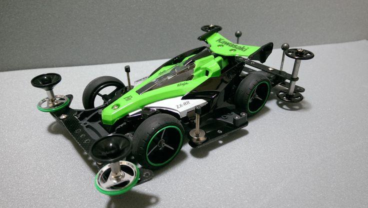 アバンテmk.Ⅲアズール ninja ZX-RR ver