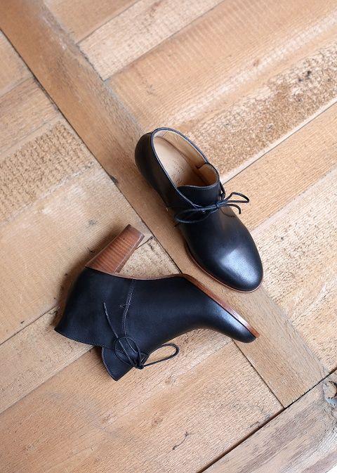 Sézane / Morgane Sézalory - Low hunter boots #sezane #lowhunter