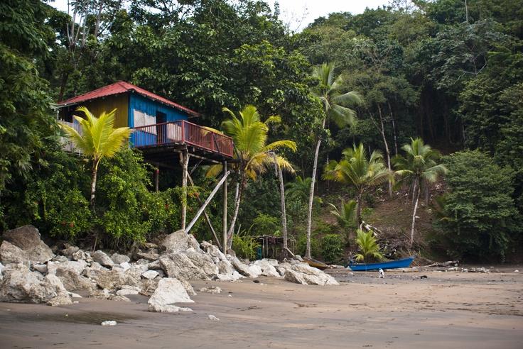 @ Pacific - Bahia Solano - Mecana