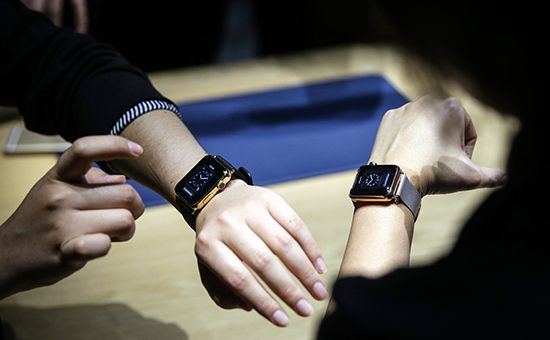 ☑ В России цена на флагманскую модель Apple Watch приблизилась к 2 млн руб. ⤵ ...Читать далее ☛ http://afinpresse.ru/economy/v-rossii-cena-na-flagmanskuyu-model-apple-watch-priblizilas-k-2-mln-rub.html