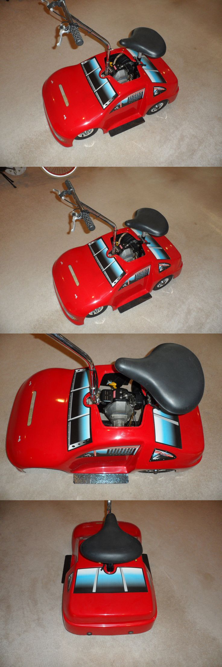 Complete Go-Karts and Frames 64656: Clown Parade Car Custom Wow This Is A One Of A Kind -> BUY IT NOW ONLY: $1250 on eBay!