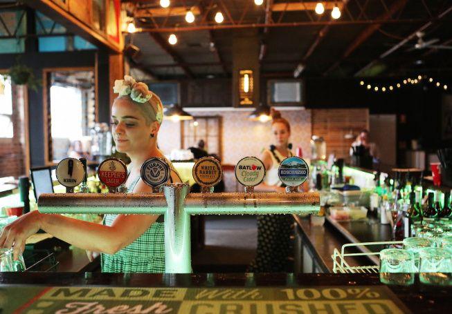 Back Alley Sally's Opens in Footscray - Nightlife - Broadsheet Melbourne