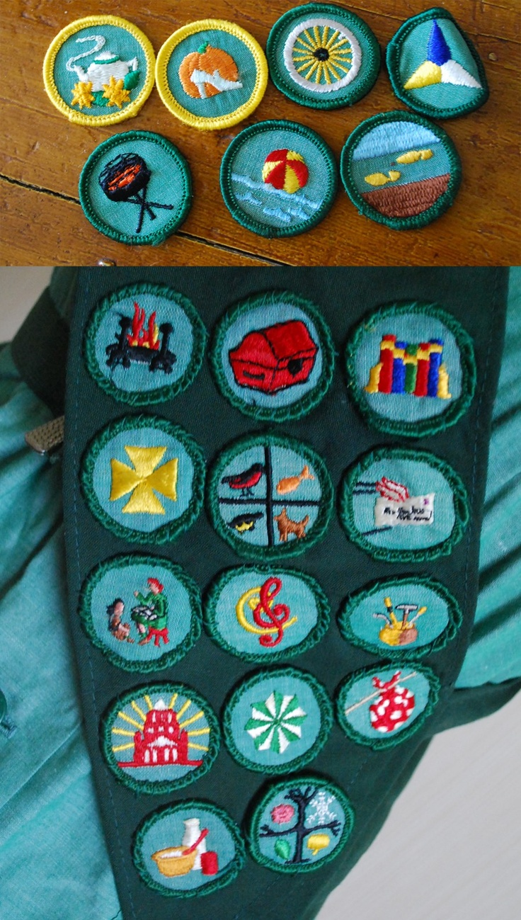 Girl Scout Cookie Nail Art: 362 Best Images About Vintage Girl Scouts On Pinterest