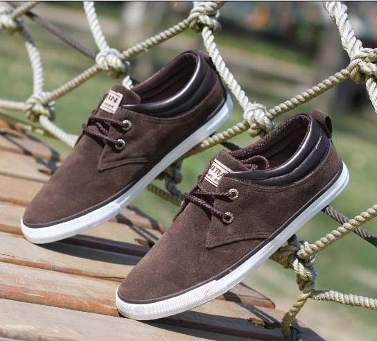 Hot Sale Men Shoes Lace Up - Canvas Shoes - 2017 Casual Shoes For Men Trainers