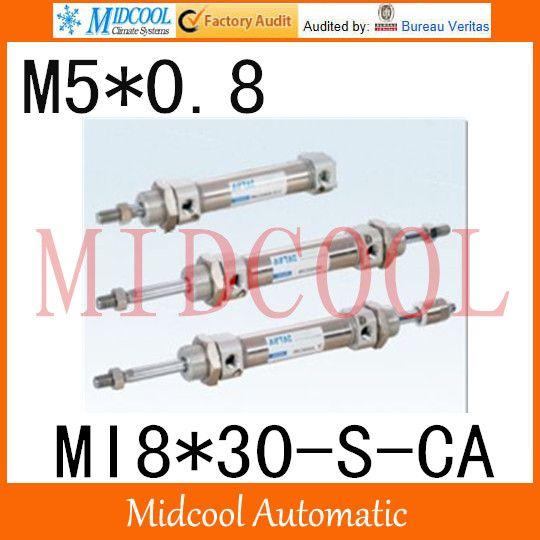 $17.98 (Buy here: https://alitems.com/g/1e8d114494ebda23ff8b16525dc3e8/?i=5&ulp=https%3A%2F%2Fwww.aliexpress.com%2Fitem%2FMI-Series-ISO6432-Stainless-Steel-Mini-Cylinder-MI8-30-bore-8mm-port-M5-0-8%2F32545620253.html ) MI Series ISO6432 Stainless Steel Mini Cylinder  MI8*30-S-CA bore 8mm port M5*0.8 for just $17.98