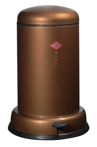 Wesco Baseboy 15 liter (chocolade bruin)