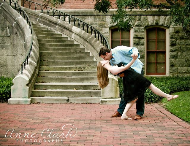 Engagement Session pose!