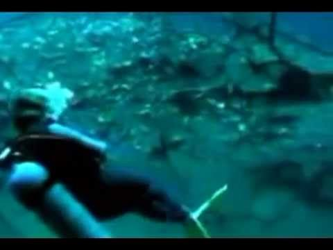 Video Aneh, kejadian Aneh Tapi Nyata, Aneh Tapi Nyata, Kejadian Ternyata di Dalam Laut Ada Sungai Asliiiii. video ini diambil oleh orang yang beda dalam laut