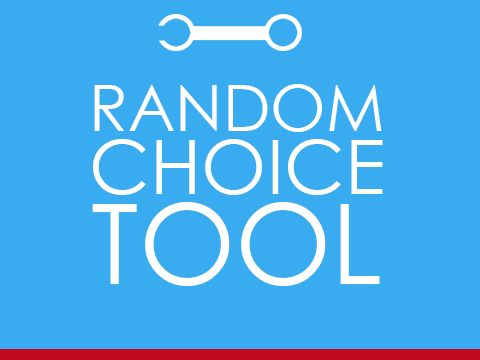 Use this free tool to randomly choose a decision from a selection of items you provide. Generate a choice from a random list quickly with this decision maker tool.