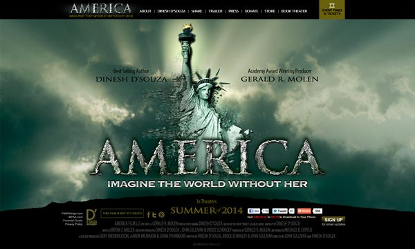 Its time to see the real America not the one that that is being painted around the world today. See this movie and see America: Imagine the World Without Her | Official Movie Site