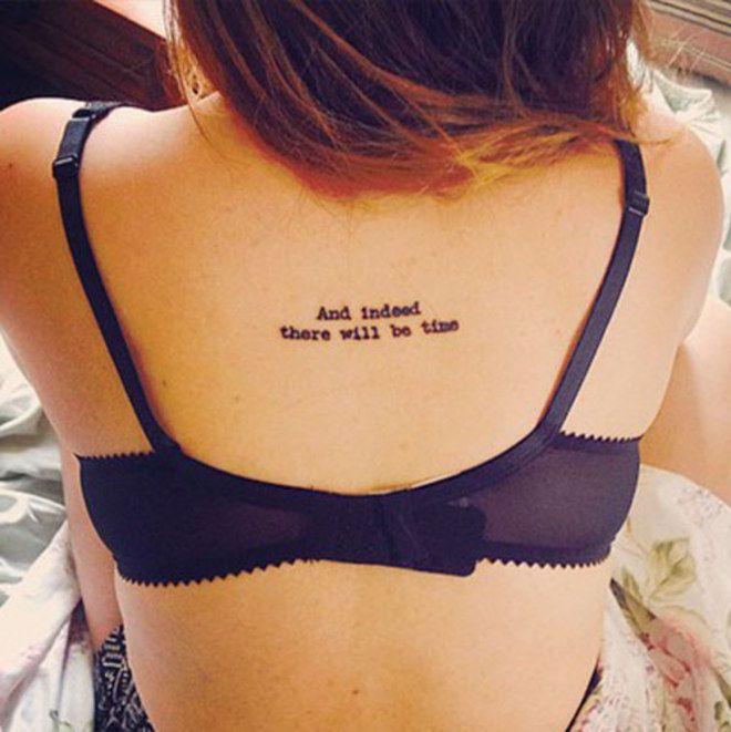 63 ideias de frases para tatuar