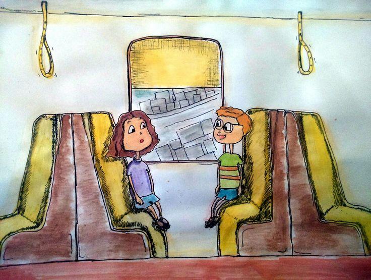 """""""Anna und die Sprache der Dankbarkeit"""" von Büffelino #Kinderbuch #Cartoon #Dankbarkeit #Gedichte #Rätsel #Bücher"""