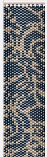 .Buchet de margele: Free peyote patterns