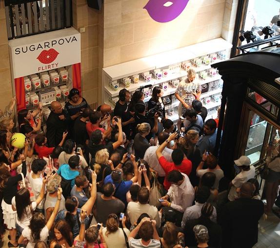 Brand New: Sharapova's Gummies