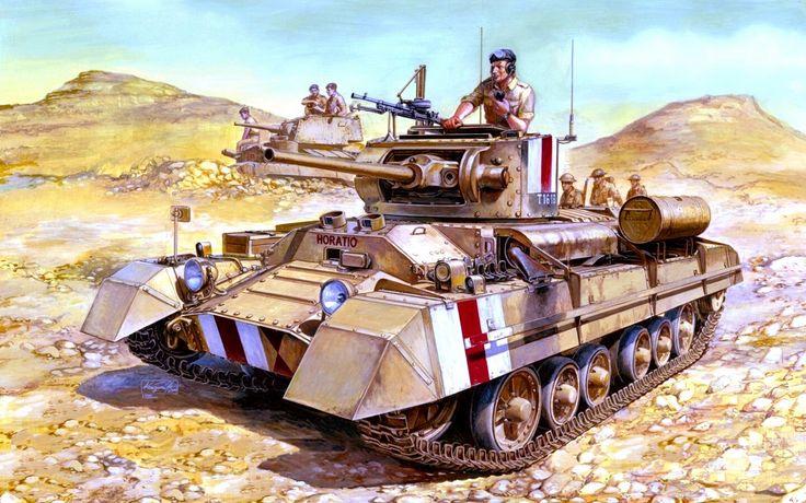 Valentine II in North Africa