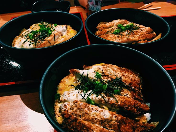 Tasty Katsudon (Pork Cutlet Bowl) Recipe – Yuri!!! On ICE - Funimation – Blog!
