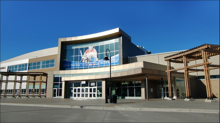 Playing the South Okanagan Event Center in Penticton, BC, Canada on 3/9/13