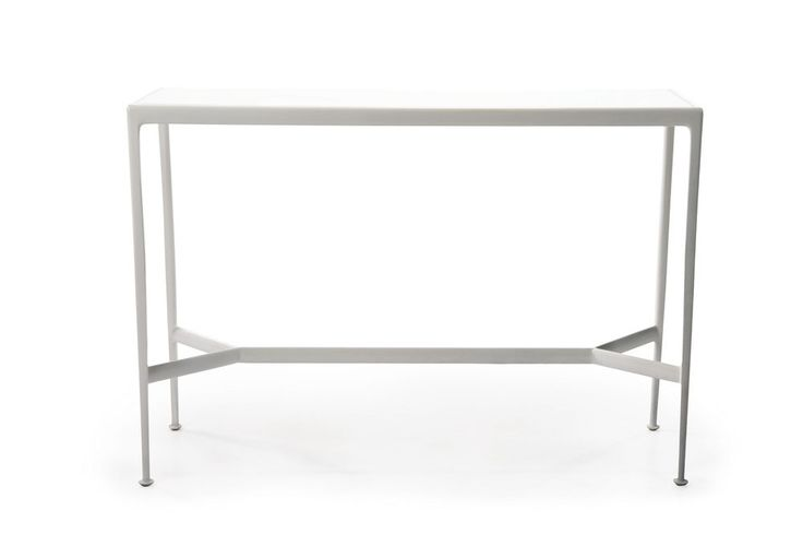 awesome white table: Corros Salts, 1966 Collection, Counter Height Table, Frames Cast, Design Richard, Outdoor Furnishings, Salts Air, 1966 18 X60, Collection Quotes