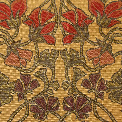Decorating Style: Mission, Craftsman or Arts and Crafts Design, Arts and Crafts, Art Nouveau, Liberty Art, Textiles, printed, design