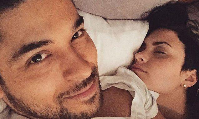 Wilmer Valderrama posts intimate snap with love Demi Lovato