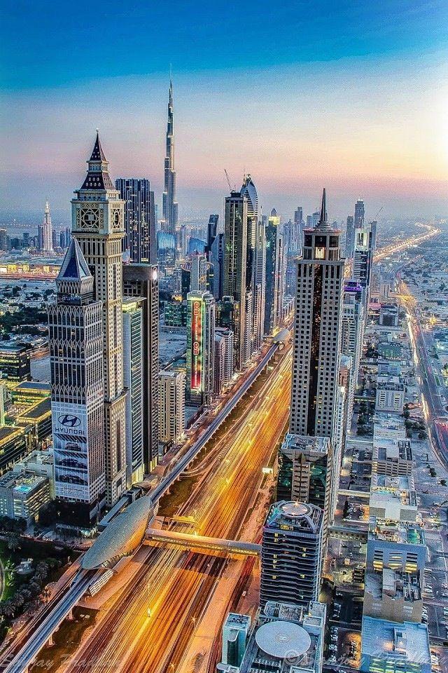 Dubai night iPhone 4s Wallpapers Dubai city, Dubai travel