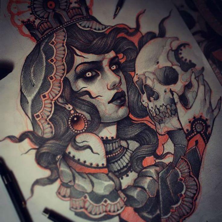 vitaly morozov tattoos zeichnungen pinterest motive. Black Bedroom Furniture Sets. Home Design Ideas