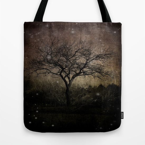 Lights in the Dark Tote Bag by Mimulux | Society6 | artbymimulux showcase