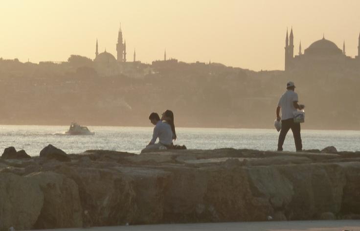 Istanbul, Turkey. Kadikoy.