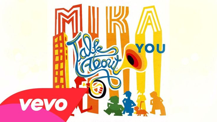 MIKA'S NEW SINGLE!!!!! omg i love it!
