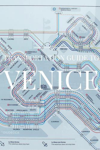 Transportation Guide to Venice