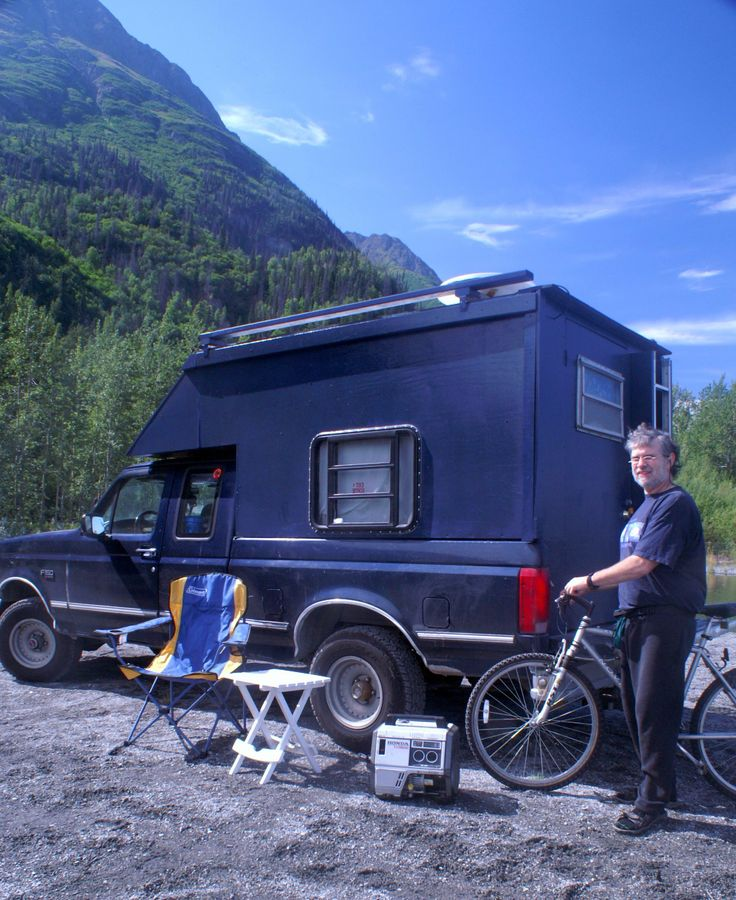 Cheap RV Living.com | | Build Your Own Camper in a truck