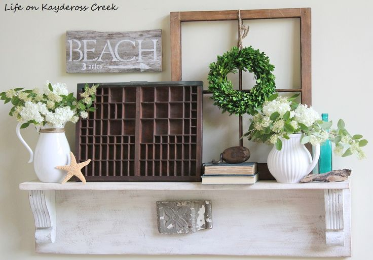 1000+ Ideas About Floating Shelf Decor On Pinterest