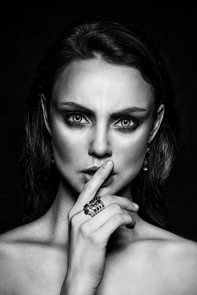 photography: aneta kowalczyk model: patrycja wozniak make up: iwona gzik jewellery: jo.kaminska