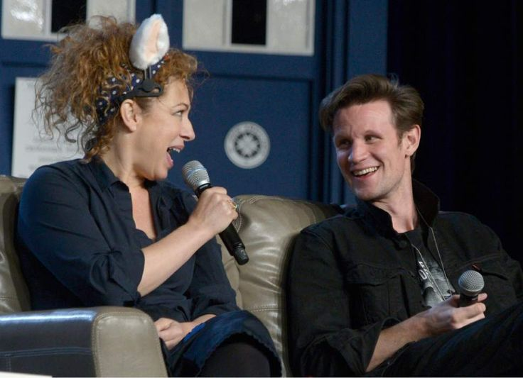 Doctors and River reunite to celebrate the infinite possibilities of 'Doctor Who'