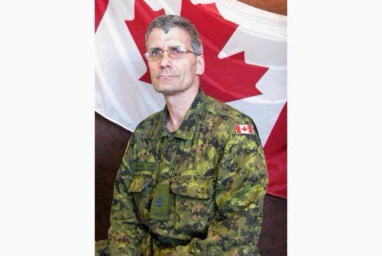 #MilitaryMindsInc. ....... Warrant Officer Patrice Vincent died as a result of his injuries after being hit by a car driven by a suspected terrorist yesterday. They shall grow not old, as we that are left grow old: Age shall not weary them, nor the years condemn. At the going down of the sun and in the morning, We will remember them. RIP Warrant.