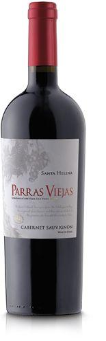 """Parras Viejas Cabernet Sauvignon 2010   SANTA HELENA """"A magia do vinho chileno"""""""