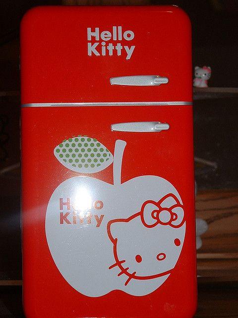 Hello Kitty fridge