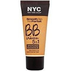 N.Y.C. New York Color BB Creme Foundation Bronze - Medium (Pack of 2)