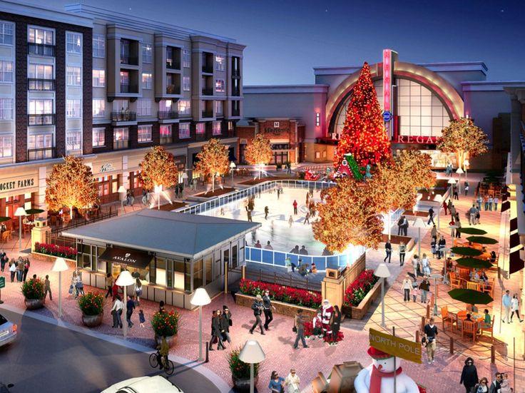 """8 Ways to Get in the Christmas Spirit in Atlanta"" via Conde Nast"