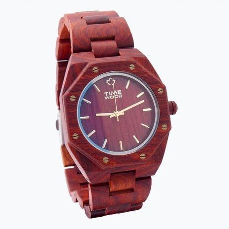 Ceas din lemn TimeWood Nelouneck Unisex
