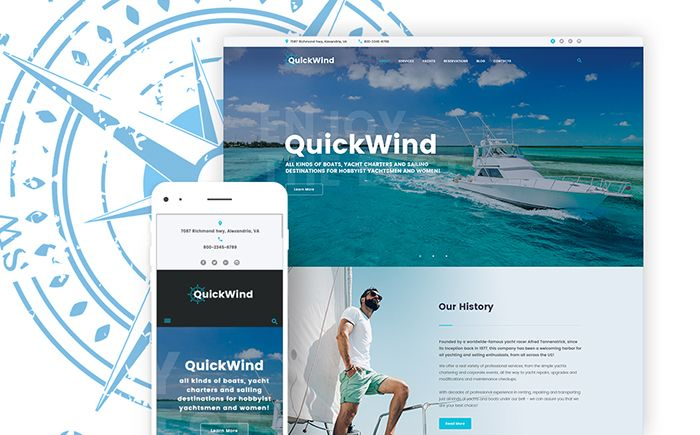 30 Hottest Summer WordPress Themes to Help Your Business Grow! #WordPress #theme #theme #Summer #2017 #business