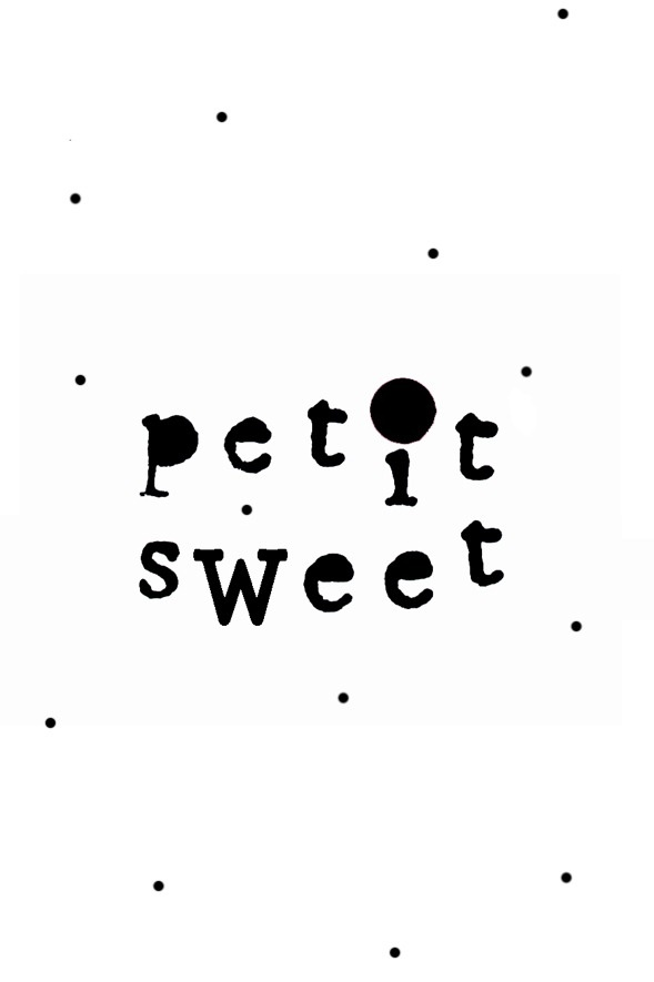 barefootstyling.com Sweet Petit. Black and White.