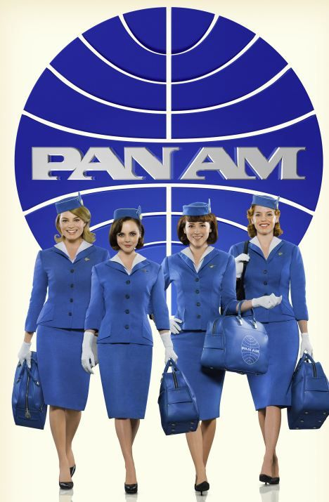 LOVED Pan Am on ABC...Colette was my favorite...gonna miss this show sooo much!  Bring it back ABC!!