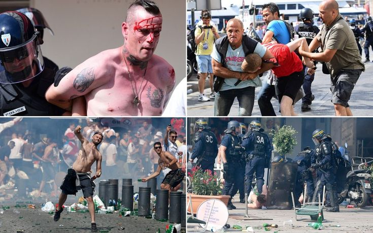 >>>>>UEFA EURO 2016 MARSEILLE<<<<< THIS IS FOOTBALL-RELATED VIOLENCE AND DESTRUCTION. FANS PILGRIMAGE TO FRANCE, TO VOLUNTARILY CAUSE DAMAGE AND DISTRESS.