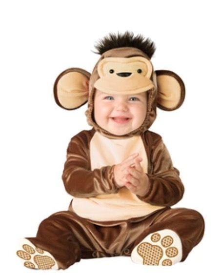 Baby kostuum Aap