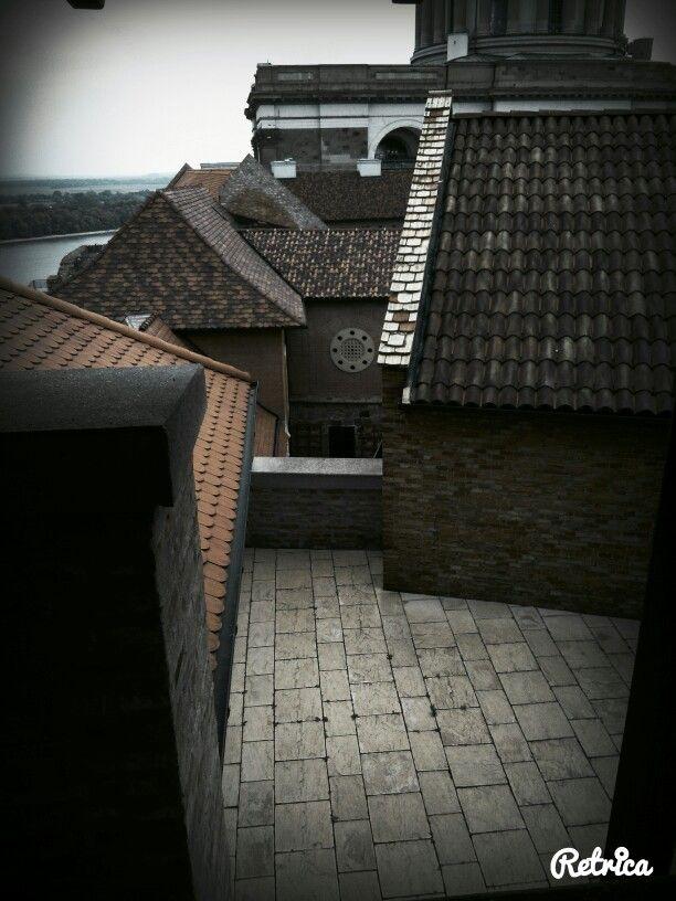 #Esztergom vár