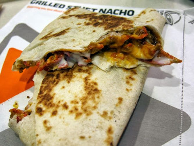 "The Next DLT? Taco Bell to Launch ""Grilled Stuft Nacho"""